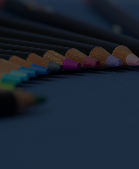 Crayons de couleur POSCA