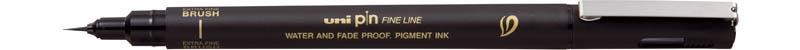 uni pin pointe brush extra fine